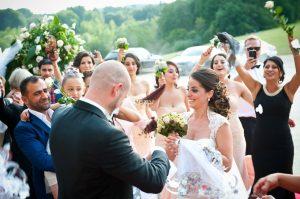 bruidsboeket trouwboeket bloemen trouw bloemenwinkel Net Even Anders Dilbeek